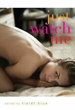 New, Just Watch Me: Erotica for Women, , Book