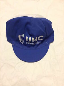 UHC Pro Cycling United Healthcare Cap Road Bike Health Care Adult Unisex