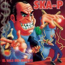Ska-P El vals del obrero CD New Nuevo Sealed SKAP