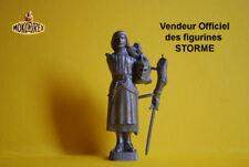 Mokarex - STORME - Feodal -  Henri 1er de Brabant - 54 mm - Figurine Diorama