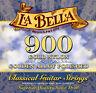 La Bella 240 900 Classical Gold Nylon Golden Alloy Polished Strings