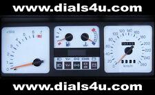 FORD Sierra Cosworth / RS500 (1982-1993) - 240km / h o 260km / H-QUADRANTE BIANCO KIT