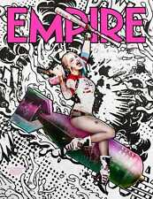 Empire Magazine September 2016 Suicide Squad Margot Robbie Limited Edition