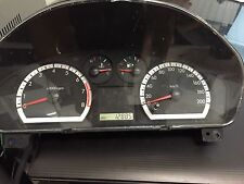 2005 Holden Barina Speedo Odometer Instrument Cluster Manual   Nominate your kms