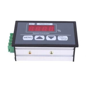 Motor Speed Controller Convenient Durable Digital Speed Regulator Professional