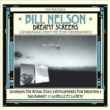 Bill Nelson - Dreamy Screens Soundtrack From The Echo Observatory 3 CD