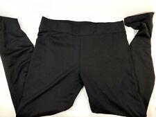 Ambiance juniors medium black active leggings