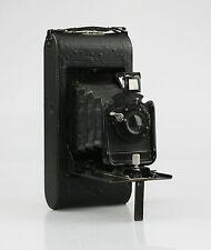 ERNEMANN Bob 00 Folding 120 Film / 6.5x9cm Plate Camera c.1917-25 (KZ35)