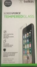 Belkin ScreenForce Tempered Glass Screen Protector For iPhone 8, 7, 6s, 6