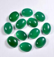 Details about  / Wholesale Lot Rani Chalcedony Oval Cabochon Loose Gemstones 7X9MM To 10X14MM
