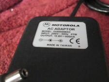 GENUINE/Original MOTOROLA, 2580600E03 13.5 Volt 900mA Power Supply...