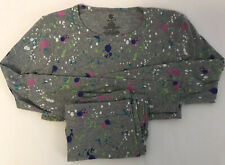 Champion Girl's Scoop Neck And Pant Set Size L Base Layer Breathable Stretch New