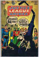Justice League of America #73 ORIGINAL Vintage 1969 DC Comics
