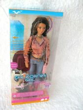 Barbie California Girl Scented doll Lea 2004 by Mattel Very Rare NRFB