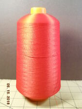 NOS Genuine AMERICAN EFIRD WILDCAT PLUS POLYESTER SCARLET THREAD 24695 Yards Red