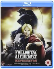 Fullmetal Alchemist Brotherhood Collection One Blu Ray Episodes 1 35