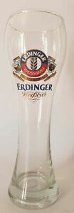 Glass With Beer Erdinger China 50 CL NOS 240