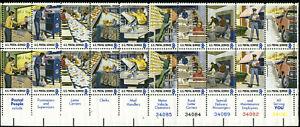 US Scott #1489 Plate Block of 20 Mint Never Hinged