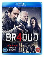 Braquo – Season 4 Blu-ray (French) Crime Mystery Thriller