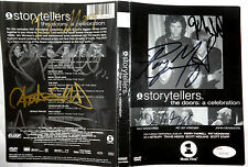 SIGNED THE DOORS VH1 LIVE DVD AUTOGRAPHED BY 7 MEMBERS W/PICS JSA # Y54184