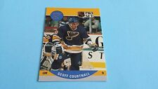 1990/91 Pro Set Hockey Geoff Courtnall Card #521***St. Louis Blues***