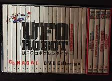 YAMATO VIDEO UFO ROBOT GOLDRAKE BOX SERIE COMPLETA 19 DVD + MOVIE BOX