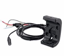 Garmin Montana 600 650 650t ATV Motorcycle Cradle Rugged Mount Power Audio Cable