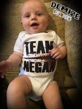 The Walking Dead Baby vest Grow vest TEAM NEGAN gitf The Saviors