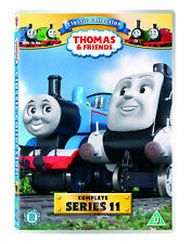 Thomas The Tank Engine And Friends: Classic Collection Series 11 (DVD) (C-U)