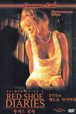 Red Shoe Diaries - Luscious Lola / Motel / Mercy (Adult) 3 Films on 1 DVD (NEW)