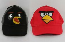 Angry Birds Kids Boys Baseball Cap Hat One Size NWT NEW
