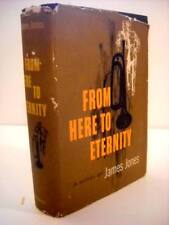 1951 JAMES JONES: FROM HERE TO ETERNITY-FIRST EDITION
