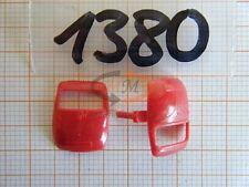 10x albédo pièce de rechange chute de matières accessoires porte BMW Isetta rouge h0 1:87 - 1380