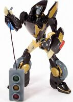 Transformers Animated PROWL Complete Deluxe Motorcycle