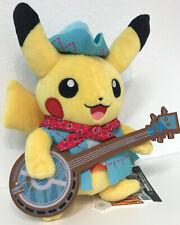 Pokemon PIKACHU Plush WORLD CHAMPIONSHIP 2018 Nashville Worlds Poke Banjo
