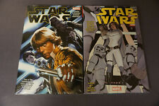 STAR WARS Volumes 1 & 2 OHC Variant Covers Jason Aaron John Cassaday New/Sealed