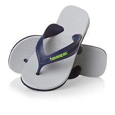 06d4f212818cbe Havaianas Little Boys Flip-Flops Thongs Sandals Navy Grey LITTLE Boys Size
