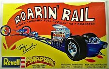 Tom Daniel Roarin Rail AA/FD Dragster, Kit #1719 in 1/32 Scal, Kool & Complete!