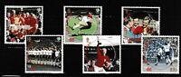 S34876 Isle Of Man MNH 2006 World Cup Football Wembley 1966 6v