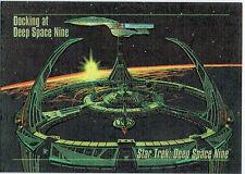 STAR TREK MASTER SERIES SPECTRA FOIL CARD S-1