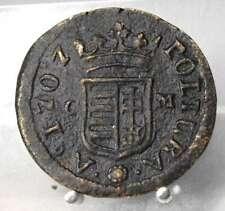 Poltura 1707 CM, Kaschau, Rakoczi