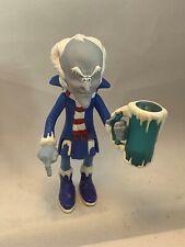 Vintage Care Bears Poseable Figure Professor Coldheart with Mug Accessory Kenner