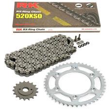 Conjunto de cadenas Polaris predator 500 03-04, cadena RK 520 XSO 94, abierta, 14/37