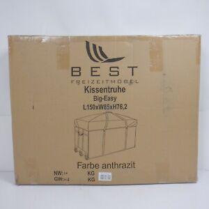 Garden Furniture Storage Chest Big Easy, anthracite  61100000