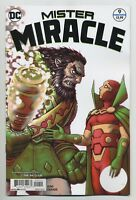 MISTER MIRACLE #9 DC comics NM 2018 Tom King Mitch Gerads THREE LEFT!