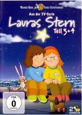 Lauras Stern 3 & 4 * NEU OVP * 2 DVDs * (Teil 3+4)