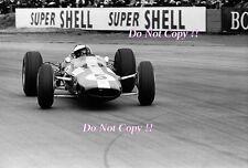 Jim Clark Lotus 33 Winner British Grand Prix 1965 Photograph 6