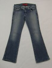 Guess Womens Jeans Size 30 Bootcut Blue Stretch 31W x 31.5L