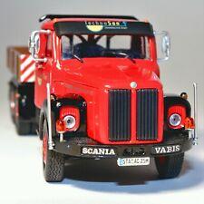"NZG Scania Vabis LT110 ""TECHNO SAN"" Limited Edition 300 1/50 NIB OVP"