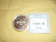 "10 EURO Argent Italie 1996 ""Les Editions Michael Gode"""